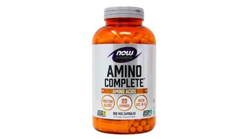 Viên uống Amino cho người tập gym