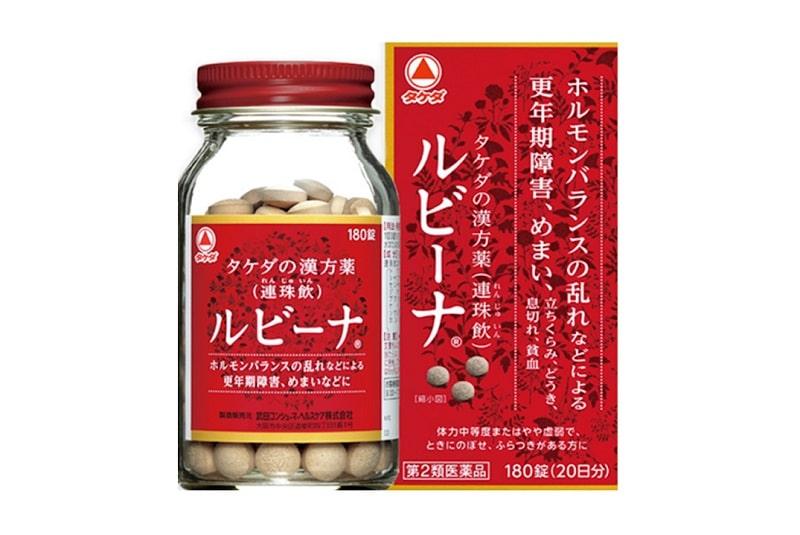 Rubina - viên uống bổ máu của Nhật Bản