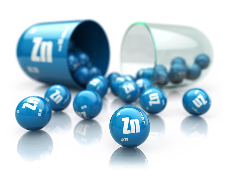 Kẽm là khoáng chất quan trọng giúp cơ thể tổng hợp protein và điều hòa sự sản sinh tế bào ở hệ miễn dịch