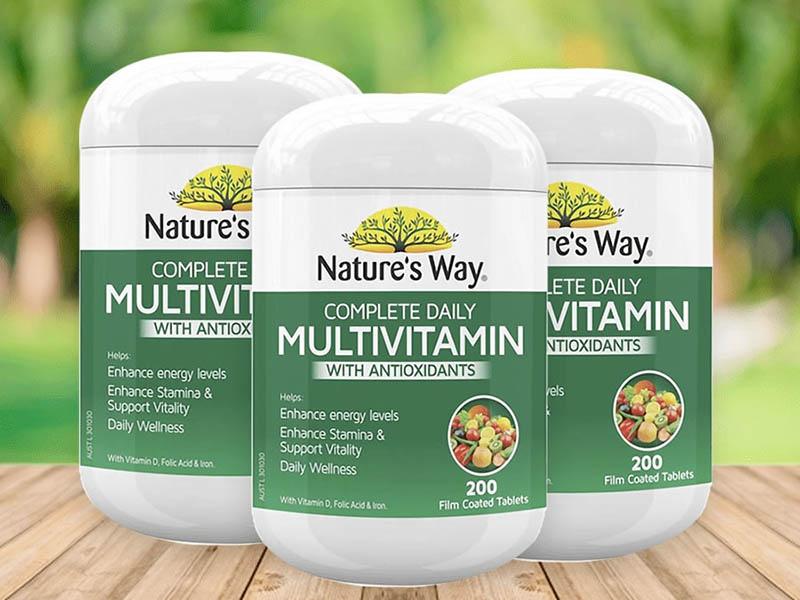 Nature Way Multivitamin