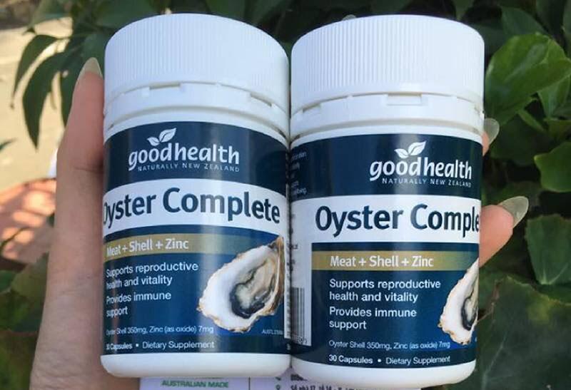 Tinh chất hàu Goodhealth Oyster Complete