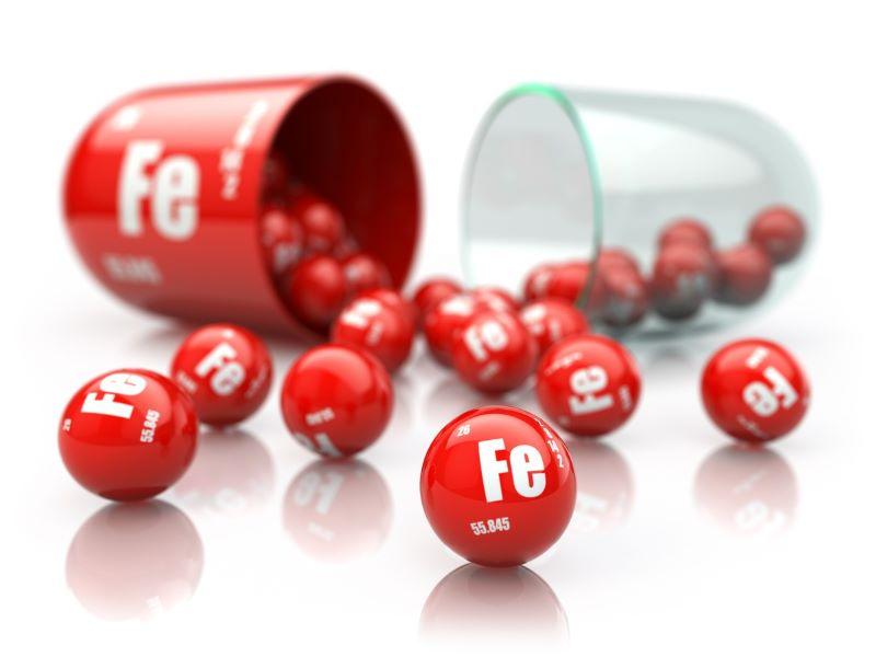 Viên uống bổ sung sắt có tác dụng rất tốt đối với hoạt động sống của tế bào