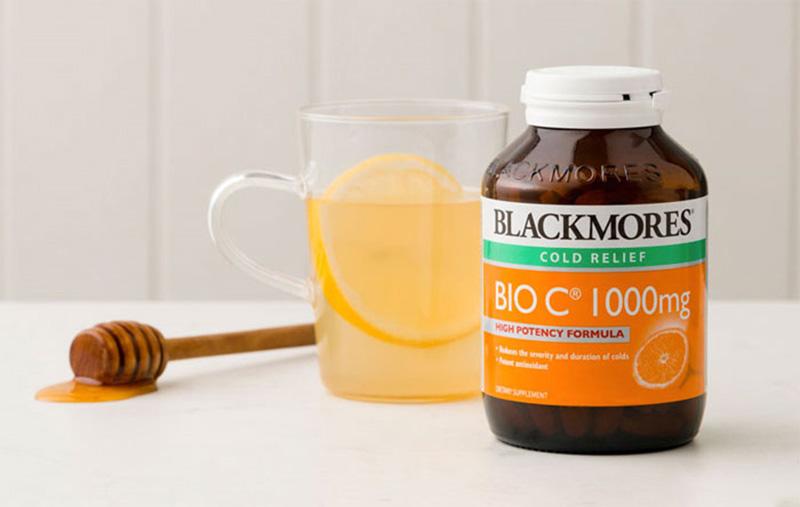 Viên uống bổ sung vitamin C Blackmore Bio C 1000