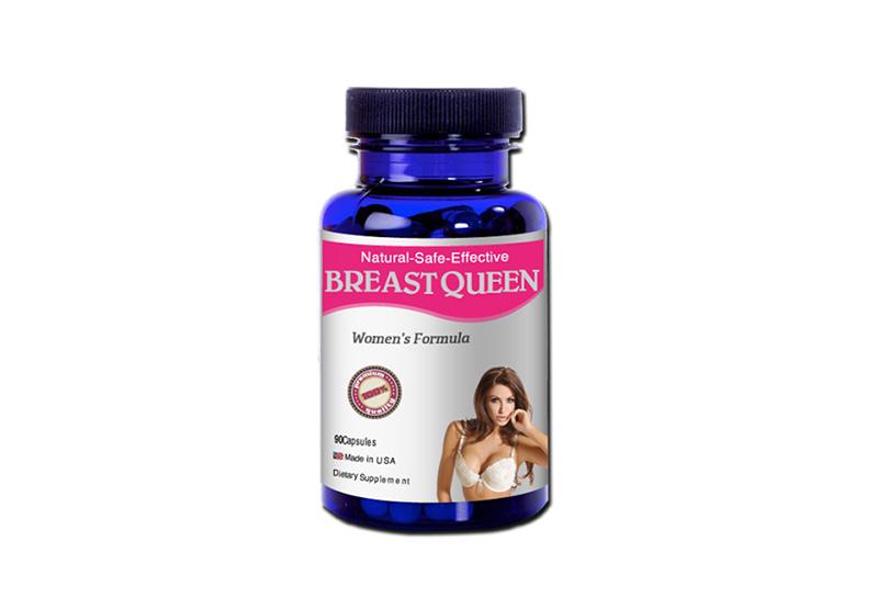 Viên uống Breast Queen giúp cải thiện đáng kể kích thước vòng 1