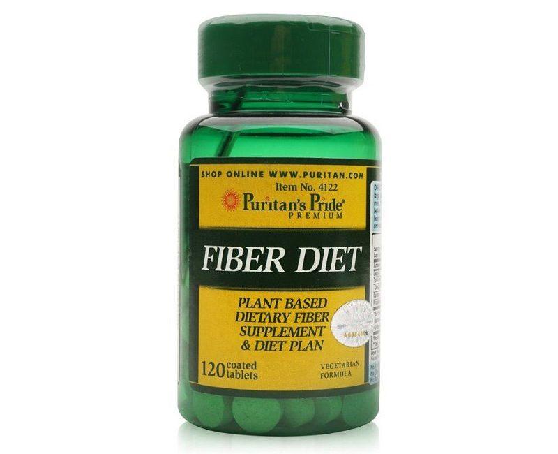 Sử dụng viên uống chất xơ Fiber Diet Puritan's Pride theo đúng chỉ định để có kết quả tốt nhất