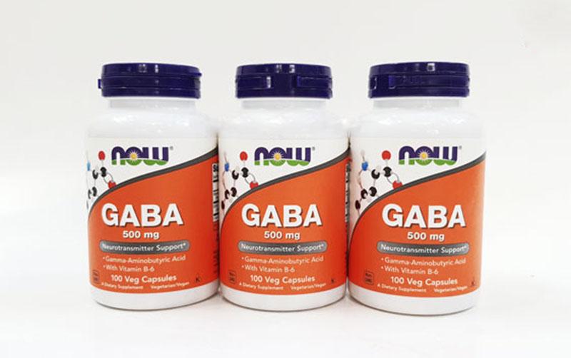 GABA 500mg được tin dùng nhờ sở hữu nhiều ưu điểm vượt trội