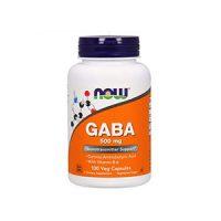 iên uống GABA 500mg bổ não và giảm stress của Mỹ hộp 100 viên