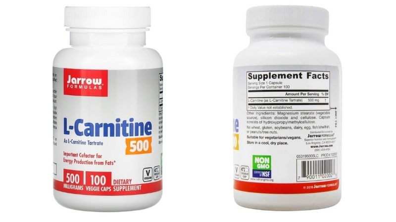 Công dụng của L-Carnitine
