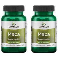 Viên uống Maca hỗ trợ tăng cường sinh lý cho cả nam và nữ 60 viên, 100 viên