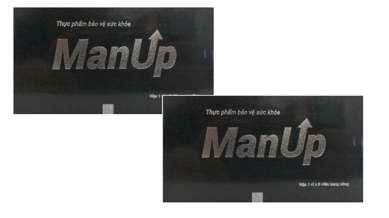 Viên uống ManUp hỗ trợ tăng cường sinh lý nam
