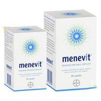 Viên uống tăng chất lượng tinh trùng Menevit