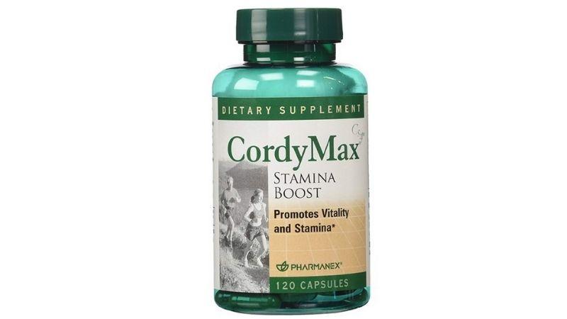 Viên uống Nuskin CordyMax hỗ trợ phổi