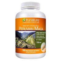 Viên uống tăng cường sức khỏe sinh lý nam nữ Peruvian Maca 750mg 180 viên