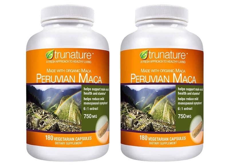 Viên uống Peruvian Maca 750mg cần được bảo quản nơi thoáng mát