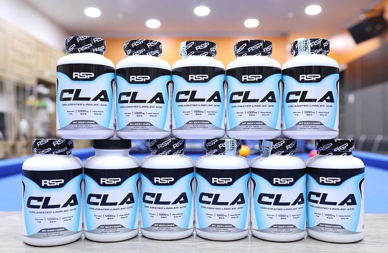 CLA được sản xuất với công thức toàn, mang lại hiệu quả đốt mỡ cao