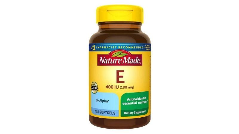 Công dụng của vitamin E 400 IU