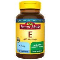 Viên uống bổ sung Vitamin E 400 IU