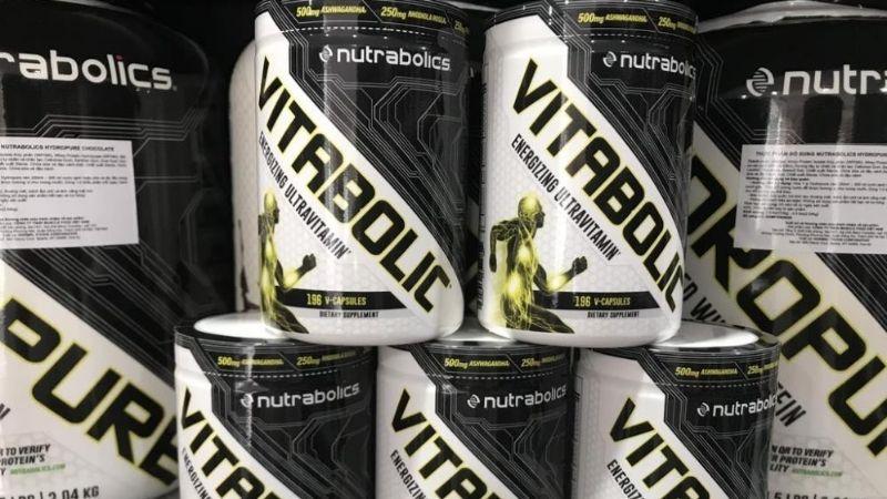 Hướng dẫn sử dụng vitabolic bổ sung vitamin dưỡng chất