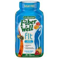 Kẹo dẻo giữ dáng Vitafusion Fiber Well Fit 90 viên giảm cân khoa học