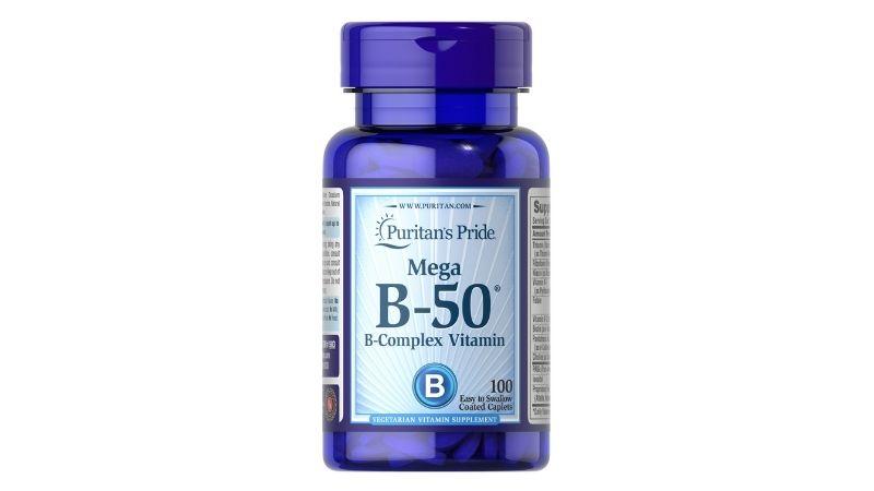 Viên uống bổ sung vitamin B-50 Complex