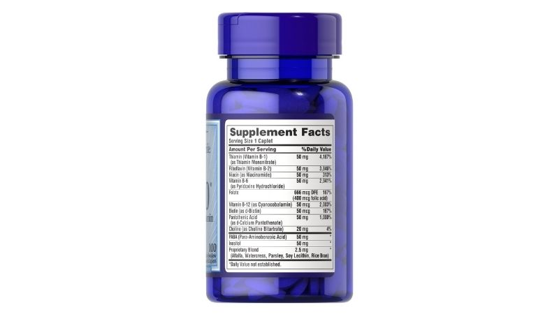 Viên uống tổn hợp nhiều vitamin nhóm B