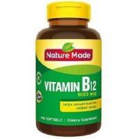 Viên uống Nature Made Vitamin B12 1000mcg