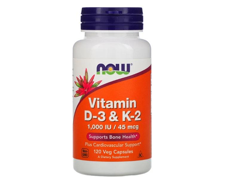 Now Vitamin D3 luôn là lựa chọn hữu ích để bồi bổ xương khớp
