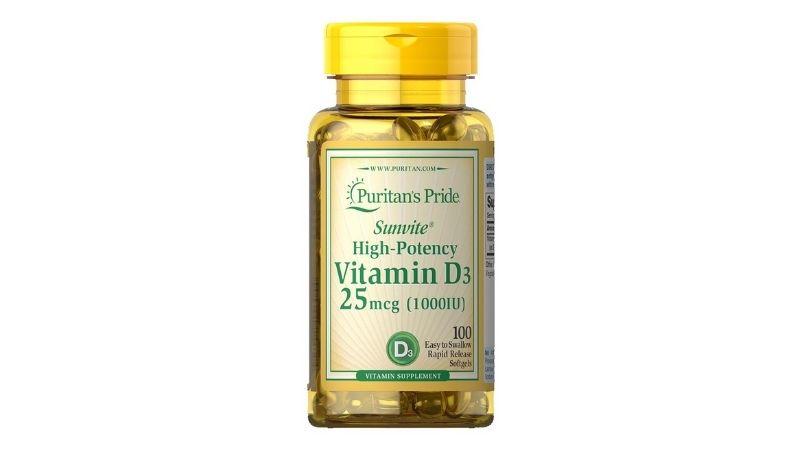 Vitamin D3 Puritan's Pride