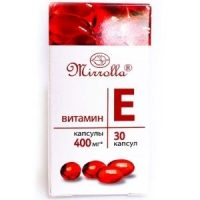 Vitamin E đỏ Nga Mirrolla được khách hàng đánh giá rất cao