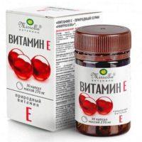 Viên uống Vitamin E đỏ Nga 270mg được nhiều người tin dùng
