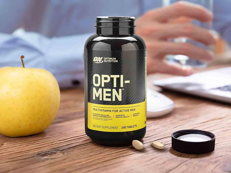 Vitamin tổng hợp cho nam giới Optimum Nutrition Opti-Men