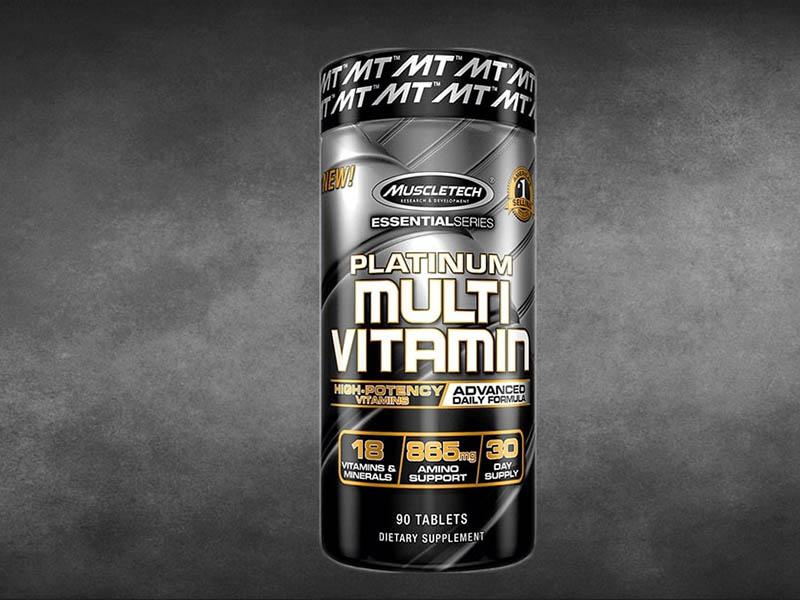 Vitamin tổng hợp cho gym Muscletech Platinum Multivitamin