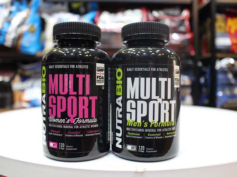 Viên uống bổ sung dưỡng chất MultiSport