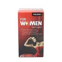 Viên uống tăng cường sinh lý cho nữ Welson For Women 60 viên