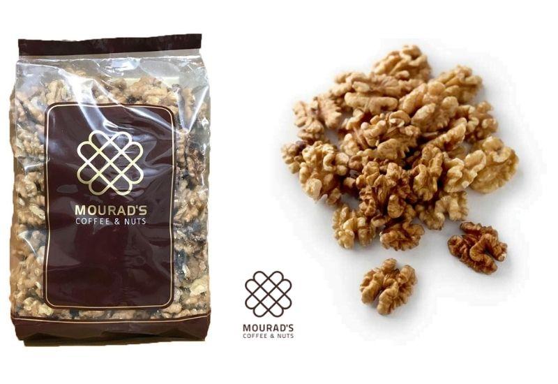 Sản phẩm hạt Mourad's Coffee & Nuts - Hạt óc chố tách vỏ đến từ Úc