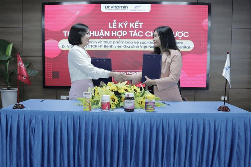 Lễ ký kết thỏa thuận hợp tác chiến lược giữa hai bên là dấu mốc quan trọng trong hành trình phát triển mới
