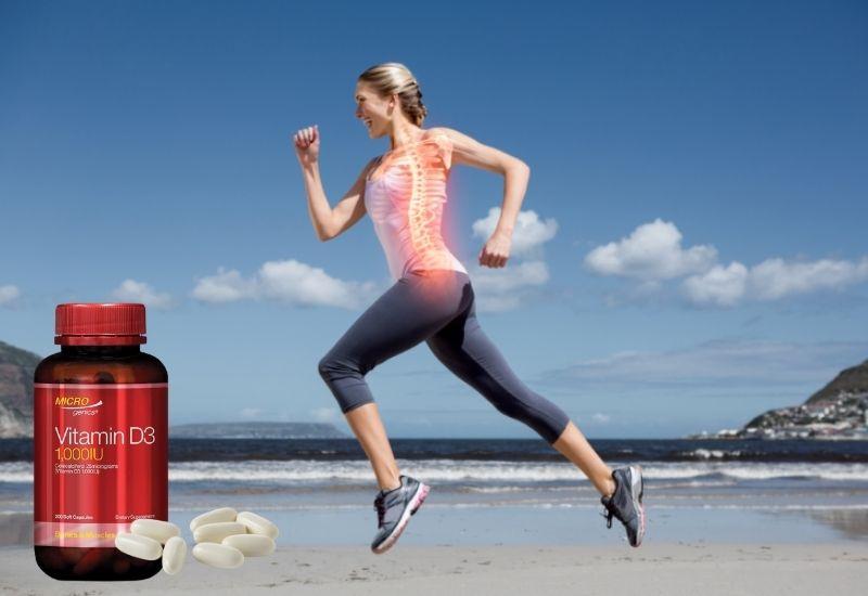 Viên uống giúp chắc khỏe hệ xương khớp