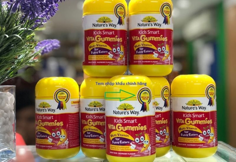 Sản phẩm dùng được cho trẻ em trên 2 tuổi