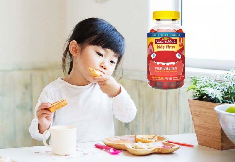 Sản phẩm kẹo dẻo được đánh giá an toàn cho bé