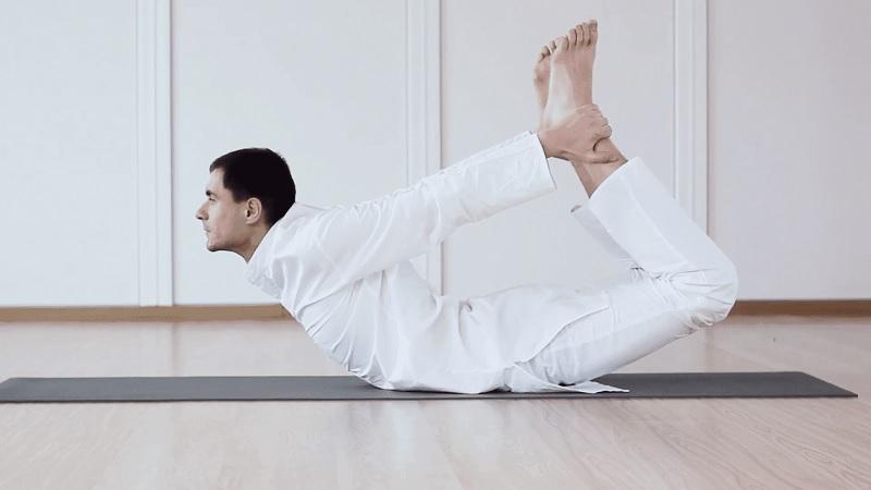 Yoga chữa yếu sinh lý nam giới
