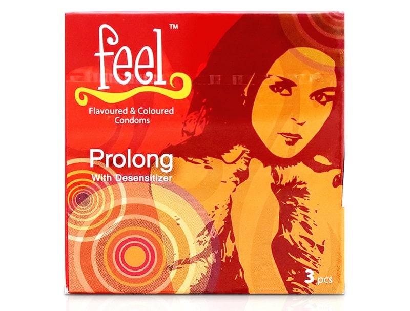 Feel Prolong khá phổ biến trên thị trường Việt Nam.