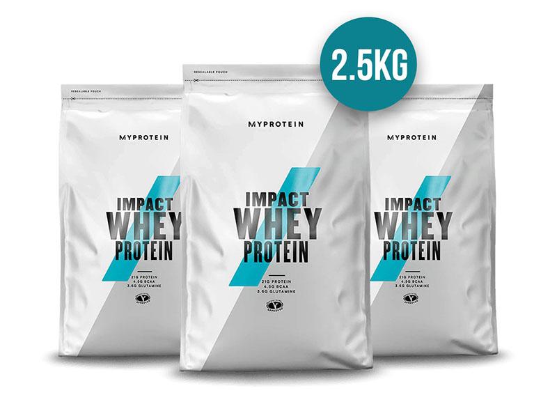 Impact Whey Protein của thương hiệu Myprotein