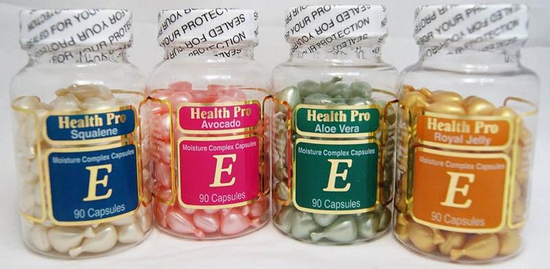 Health Pro Squalene Vitamin E