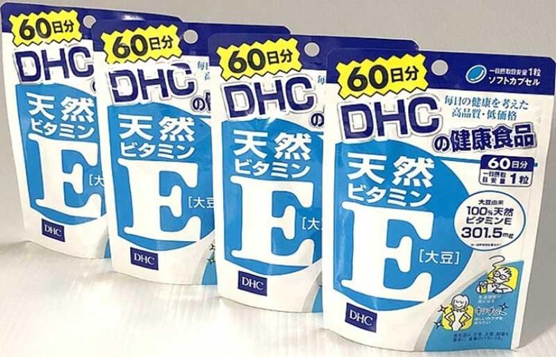 DHC không còn xa lạ với người dùng với các sản phẩm chăm sóc nhan sắc và sức khỏe