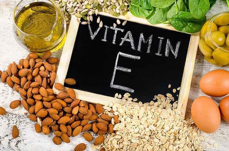 Thiếu hụt vitamin E có thể gây ra nhiều vấn đề về sức khỏe