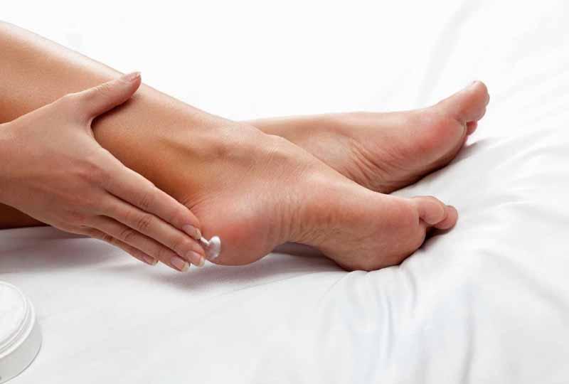 Chăm sóc da chân là vấn đề ít người quan tâm thực hiện