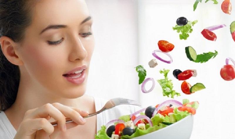 Một chế độ sinh hoạt lành mạnh sẽ giúp cơ thể cũng như làn da khỏe mạnh