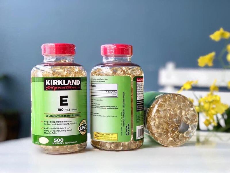 Một số những thực phẩm chức năng giúp bổ trợ việc chăm sóc da