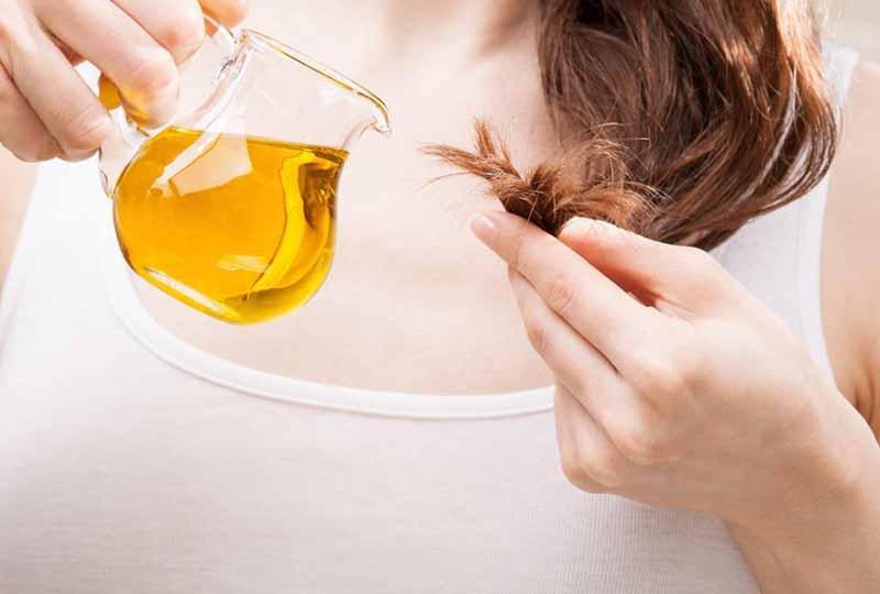 Sử dụng tinh chất bảo vệ cho phần tóc nhuộm thường xuyên