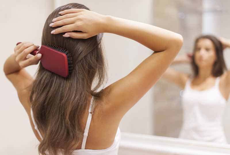 Chăm sóc tóc đúng cách giúp mái tóc của bạn luôn suôn mượt và chắc khỏe